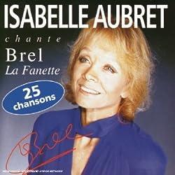 Isabelle Aubret chante Brel