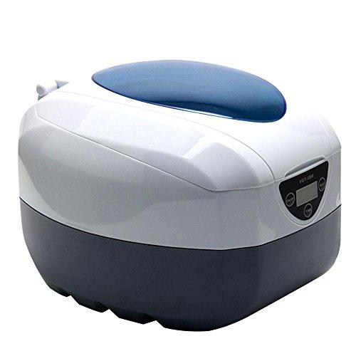 Ultrasone desinfectiemachine met hoge capaciteit CD nagelgereedschap shavers ultrasone sterilizer tool