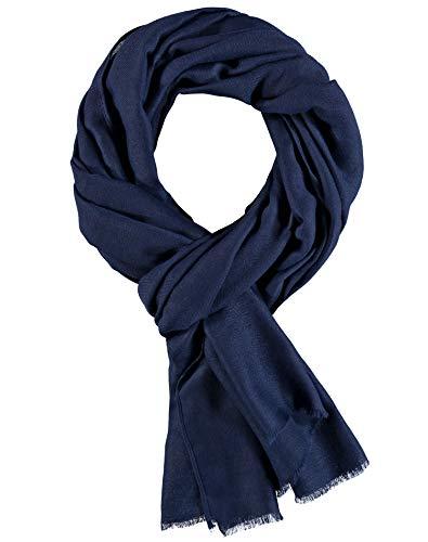 Gerry Weber dames sjaal met fijne franjesrand