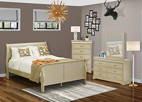 East West Furniture Bedroom Sets, Queen