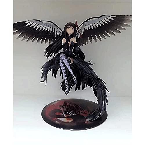 NADAHHPP Puella Magi Madoka Magica Kaname Madoka Akemi Homura Demon Edition Figuras De Anime Personajes De Dibujos Animados Modelo Estatua Juguete Figura Estática Estatuilla Colecciones