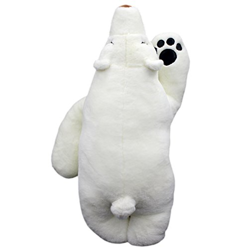 TAGLN Stuffed Animals Polar Bear Plush Toys Pillow White 24 Inch