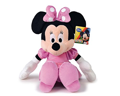 Disney MPDP1601687, Peluche Minnie, 25 cm