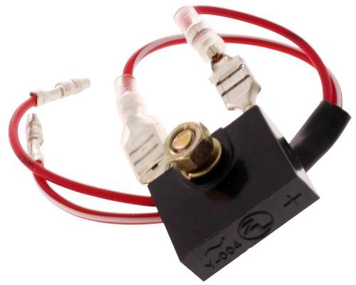 Spannungsregler/Gleichrichter für Yamaha DT/RD