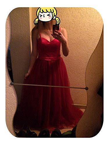 Vestido de Novia de Espagueti de la Correa de la Boda de...