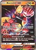 Buzzwole GX - SM69 - SM Black Star Promos