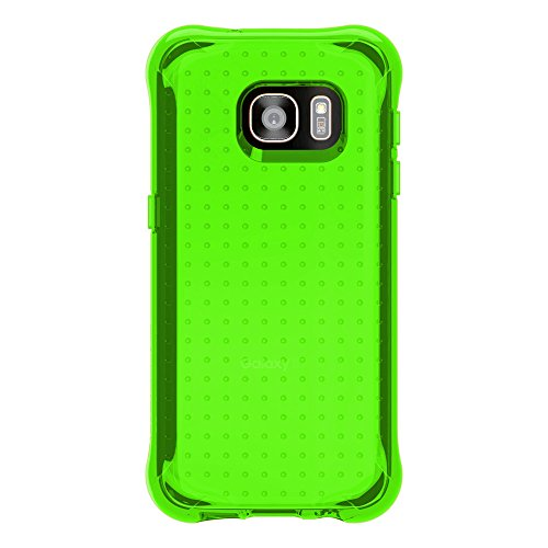 Galaxy S7 Case, Ballistic [Jewel Neon] Six-Sided Drop Protection [Neon Green] 6ft Drop Test Certified Case Reinforced Corner Protective Cover for Samsung Galaxy S7 - (JW4091-B35N)