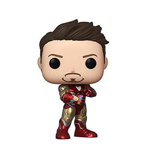 taotao377 Avengers 4, Infinite War, Tony Stark, Funko Pop, Marvel, Iron Man, Infinite Gloves Edition, Venta Limitada