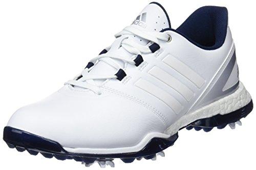 adidas Damen W Adipower Boost 3 Golfschuhe, Weiß (White F33635), 36 2/3 EU