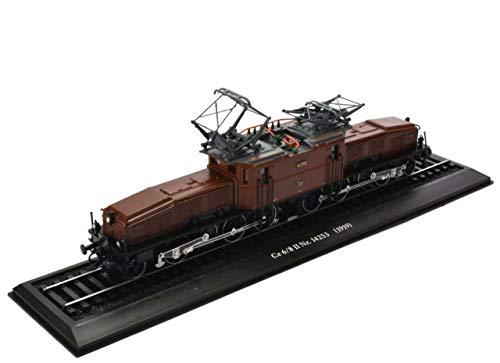 IXO/ALTAYA/ATLAS Lokomotive E-Lok Ce 6/8 II Nr. 14253 (1919) Fertigmodell Standmodell HO
