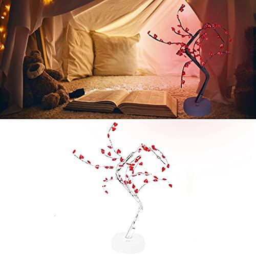 IDWT Luces de Escritorio, Regalos para Familiares, Amigos, lámpara de Bricolaje, luz Decorativa con Cable USB para dormitorios, oficinas, Habitaciones Infantiles, Festivales, Fiestas
