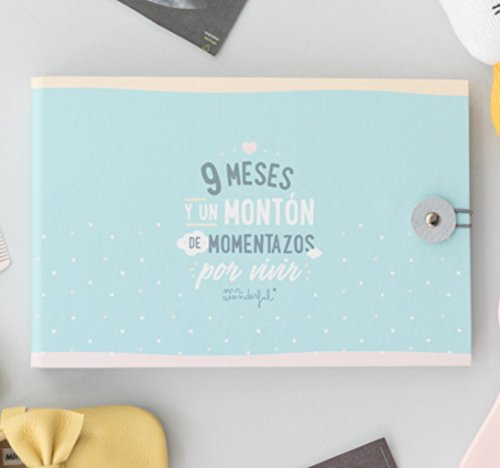 Mr. Wonderful WOA09123ES - Álbum