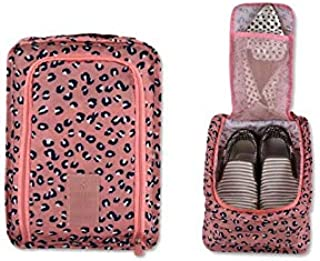 Travel Portable Waterproof Shoes Bag Organizer Storage Pouch Pocket Packing Cubes Handle Nylon Zipper Bag,Travel accessori...