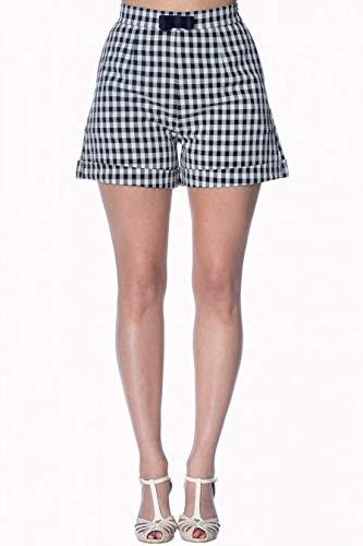 Banned Apparel - Summer Breeze Navy Short XL/Navy