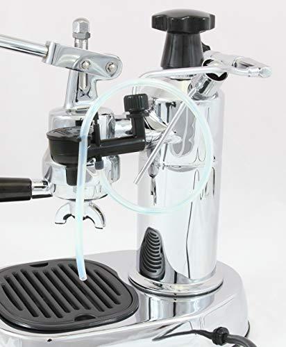La Pavoni EPC-8 Europiccola 8-Cup Lever Style Espresso Machine ...