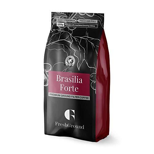 FreshGround | Premium Ground Filter Coffee | Rainforest Alliance Certified