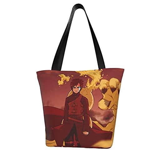 Große Damen-Handtasche mit Tragegriff und Reißverschluss, modisch, für Reisen, Schule, Crossbody für Lebensmittel, Segeltuch, Einkaufen, langlebig, leicht, bequem und stilvoll