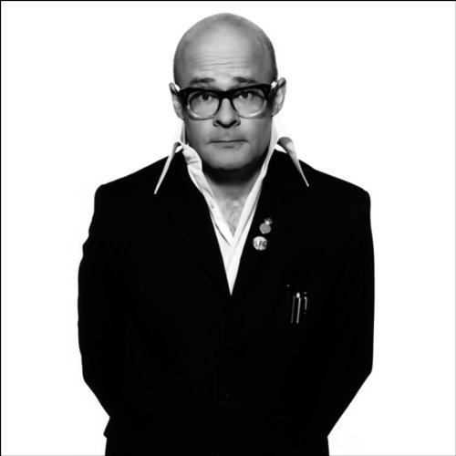 Harry Hill audiobook cover art