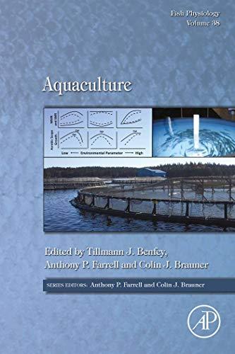 Aquaculture (ISSN Book 38) (English Edition)