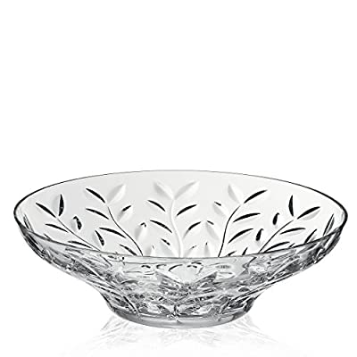 RCR 255930 Laurus Crystal Round Bowl