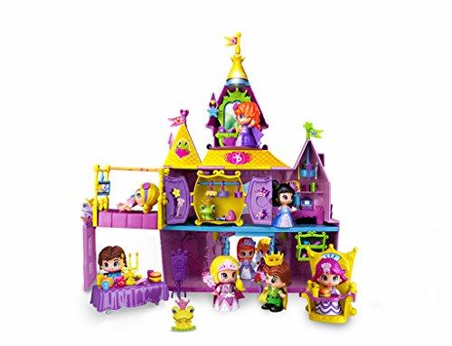 Pinypon- Palacio De Princesas Con 1 Figura, Multicolor, Talla Única (Famosa 700014360) , color/modelo surtido