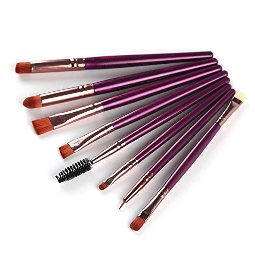 GONGFF Maquillage cosmétique Brosse à lèvres pinceaux Maquillage Multifonctions Fard à paupières Outils de brosses Ensemble