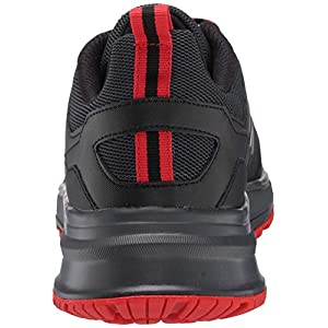 adidas Men's Rockadia Trail 3.0 Running Shoe, Black, 9 M US