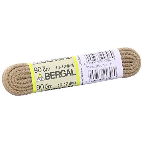 BERGAL - Kordelsenkel - Schnürsenkel - Extra strapazierfähig. In vielen Längen und Farben erhältlich.