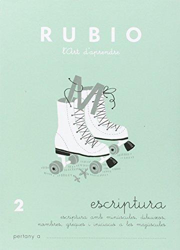 Rubio E-2 CAT - Cuaderno escritura (Escriptura RUBIO (català))