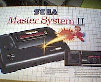 Master System - Konsole MS 2