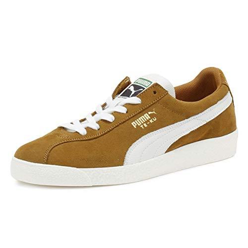 Puma Unisex-Erwachsene TE-KU Prime Sneaker, Braun (Buckthorn Brown White 3), 44.5 EU