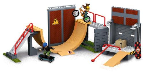 Mega Bloks X-Life Action Set aus Microsystem-Bausteinen
