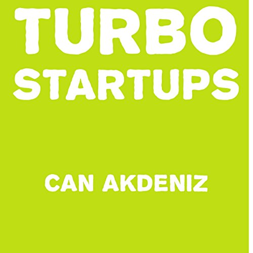 Turbo Startups audiobook cover art