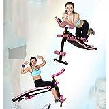 Yudo Krafttrainingsgerät Multifunktions-Bauchmuskeltrainingsgerät, Sport-Fitnessgerät -...