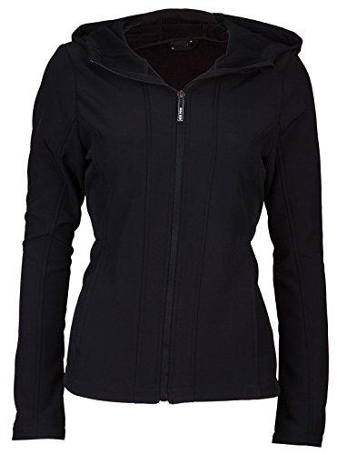 NEW VIEW Softshelljacke Modische Kurz-Jacke | Sommerlich & Sportlich | Übergangsjacke | Leichte Sommerjacke | Ooutdoorjacke