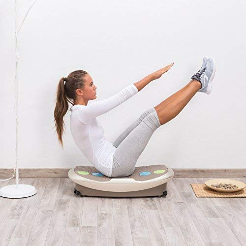 GLOBAL RELAX ZEN SHAPER Vibration Plate