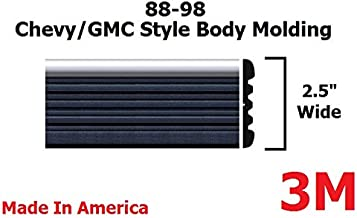 1988-1998 Chevy GMC Chrome Side Body Trim Molding (80
