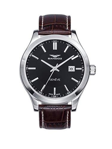 Reloj Suizo Sandoz Caballero 81377-57 Sport Collection