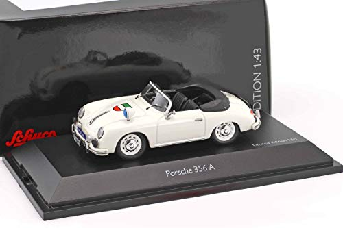 Schuco 450256600 Porsche 356A Polizei