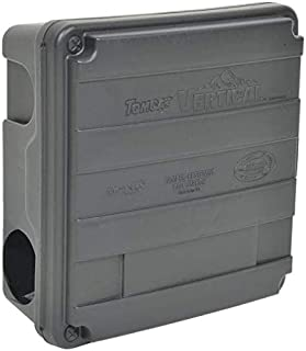 Tomcat Bait Station | Vertical Rat Bait Station Highly Effective for Mice and Rats | Slim Design Fits in Tight Spaces | Made in USA
