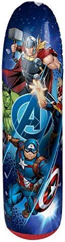 Hedstrom Avengers Bop Bag Inflatable Punching Bag 56 9107 42 Inch product image