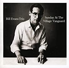 bill evans trio sunday at the village vanguard