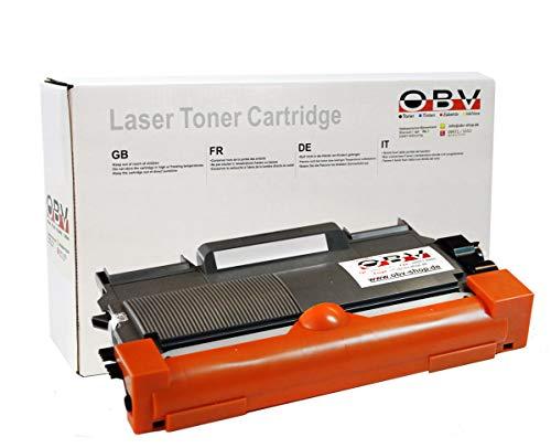 OBV kompatibler Toner ersetzt Brother TN 2220 / TN 2210 / TN 2010 für Brother HL 2130 2130R 2135 2215 2220 FAX 2840 2845 2940 2950 DCP 7055 7055W 7057 7060D 7060N 7065DN 7070DW u.a. 2600 Seiten