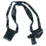 Gould & Goodrich B804-226 Gold Line Shoulder Holster (Black) Fits SIG P225, P226, P228, P245