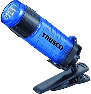 TRUSCO(トラスコ) LEDクリップライト 10ルーメン 25.5×108×H60 TLC-113N