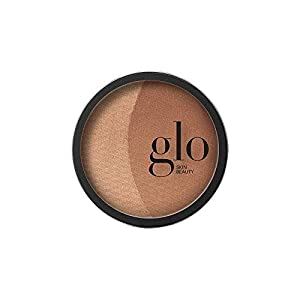 Glo Skin Beauty Bronze   Facial Bronzer and Mineral Makeup Contour Powder, Talc-Free and Cruelty-Free...