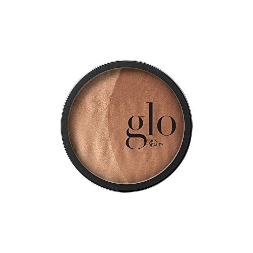 Glo Skin Beauty Bronze - Facial Bronzer and Mineral Makeup Contour Powder, Talc-Free and Cruelty-Free - Apply to Face and Neck for a Sunkissed Look