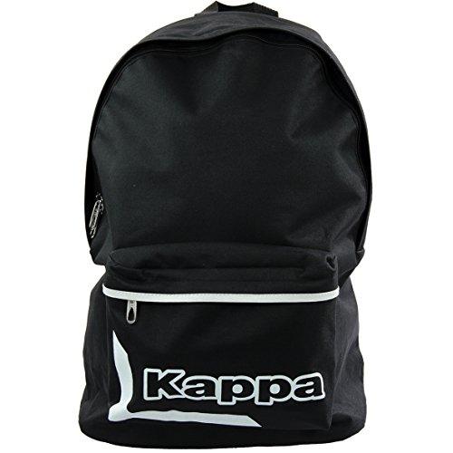 Kappa Veska Mochila Tipo Casual, 46 cm, 29 litros, Negro