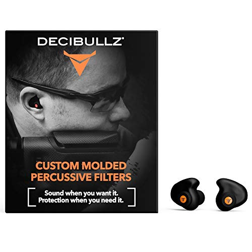 Decibullz - Custom Molded Percussive Filters, Custom Molded Hearing Protection