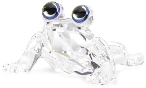 Swarovski Kristallfiguren Baby Frosch 286313